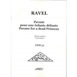 Ravel Maurice- Pavane pour une Infante défunte