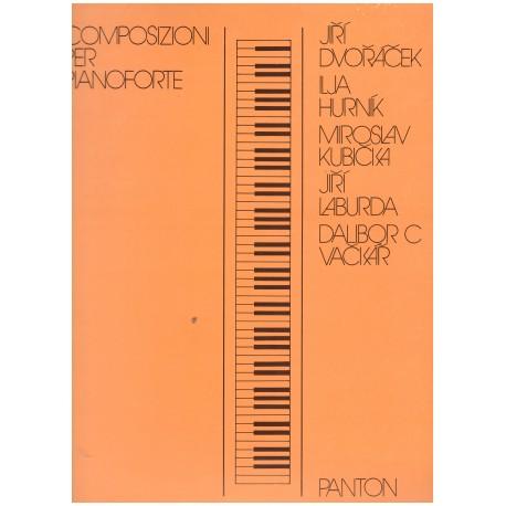 - Composizioni per pianoforte
