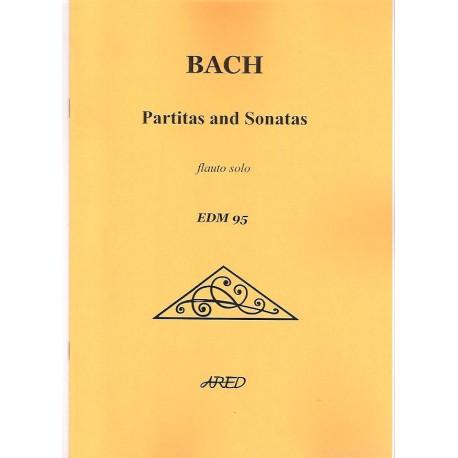 Bach J.S.-Partity a sonáty