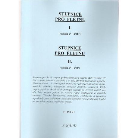 Klindera J.-Stupnice pro flétnu II