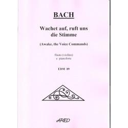 Bach J.S.- Wachet auf