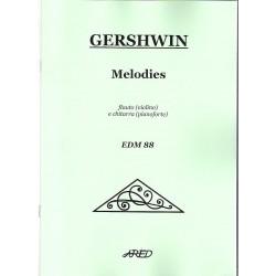 Gershwin G.- Melodies