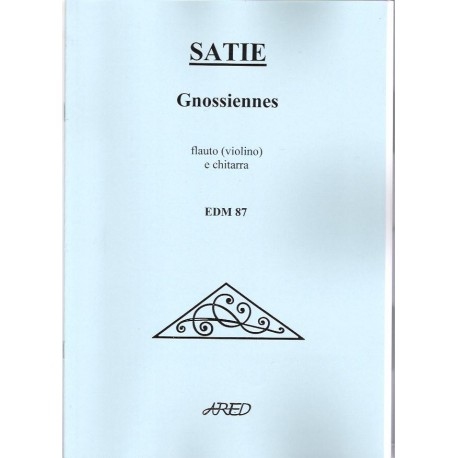 Satie Erik- Gnossiennes