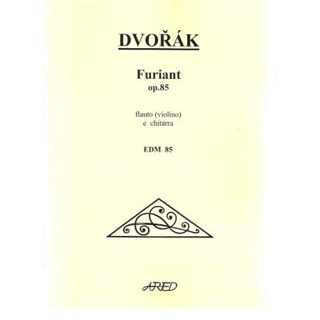 Dvořák Antonín- Furiant op.85