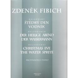 Fibich Z.- Štědrý den, Vodník