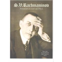 Rachmaninov S.V.- Preludium cis moll, op. 3 No. 2