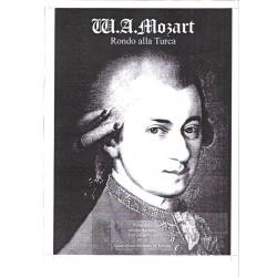 Mozart W.A.- Rondo alla Turca